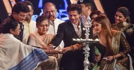 কলকাতা চলচ্চিত্র উৎসব উদ্বোধন করলেন শাহরুখ