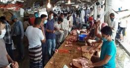 শিবচরে চার দোকানে ৩৫ হাজার টাকা জরিমানা
