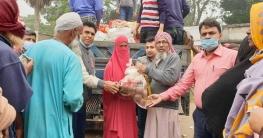 প্রত্যন্ত অঞ্চলে সরকারের ন্যায্যমূল্যে নিত্যপ্রয়োজনীয় পণ্য বিক্রি