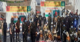 সেনাবাহিনীকে প্রশিক্ষণপ্রাপ্ত ঘোড়া ও কুকুর দিল ভারত