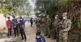 নিরাপত্তা বাহিনীর ওপর গুলি, পাল্টা গুলিতে সন্ত্রাসী নিহত