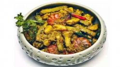 শুঁটকি-চিংড়ি-কাঁঠাল বিচির ভুনা