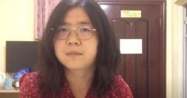 করোনার তথ্য প্রকাশ্যে আনায় চীনে নারী সাংবাদিকের জেল