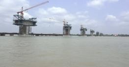 কচা নদীর উপর বাংলাদেশ-চীন মৈত্রী সেতুর ৭২ ভাগ নির্মাণকাজ সম্পন্ন