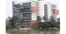মাদারীপুরে সরকারি সমন্বিত বহুতল দৃষ্টিনন্দন অফিস ভবন নির্মাণ